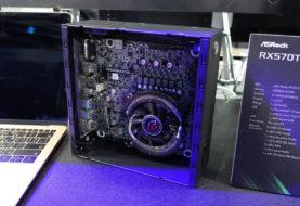 ASRock RX570TM-ITX TBT GPU esterna su Thunderbolt