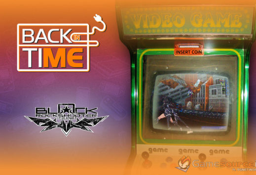 Back in Time - Black Rock Shooter: The Game