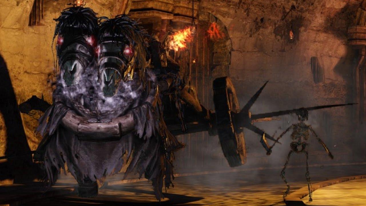 Carro del Boia Dark Souls 2