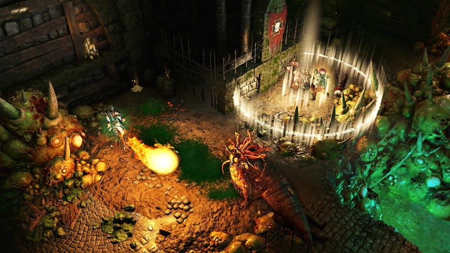 Warhmmare: Chaosbane - Recensione