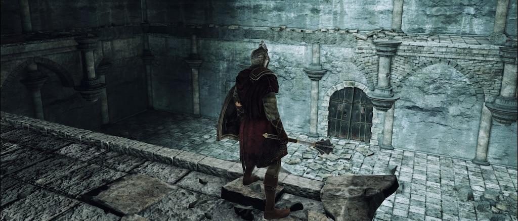 Arena Sentinelle Rovina Dark Souls 2