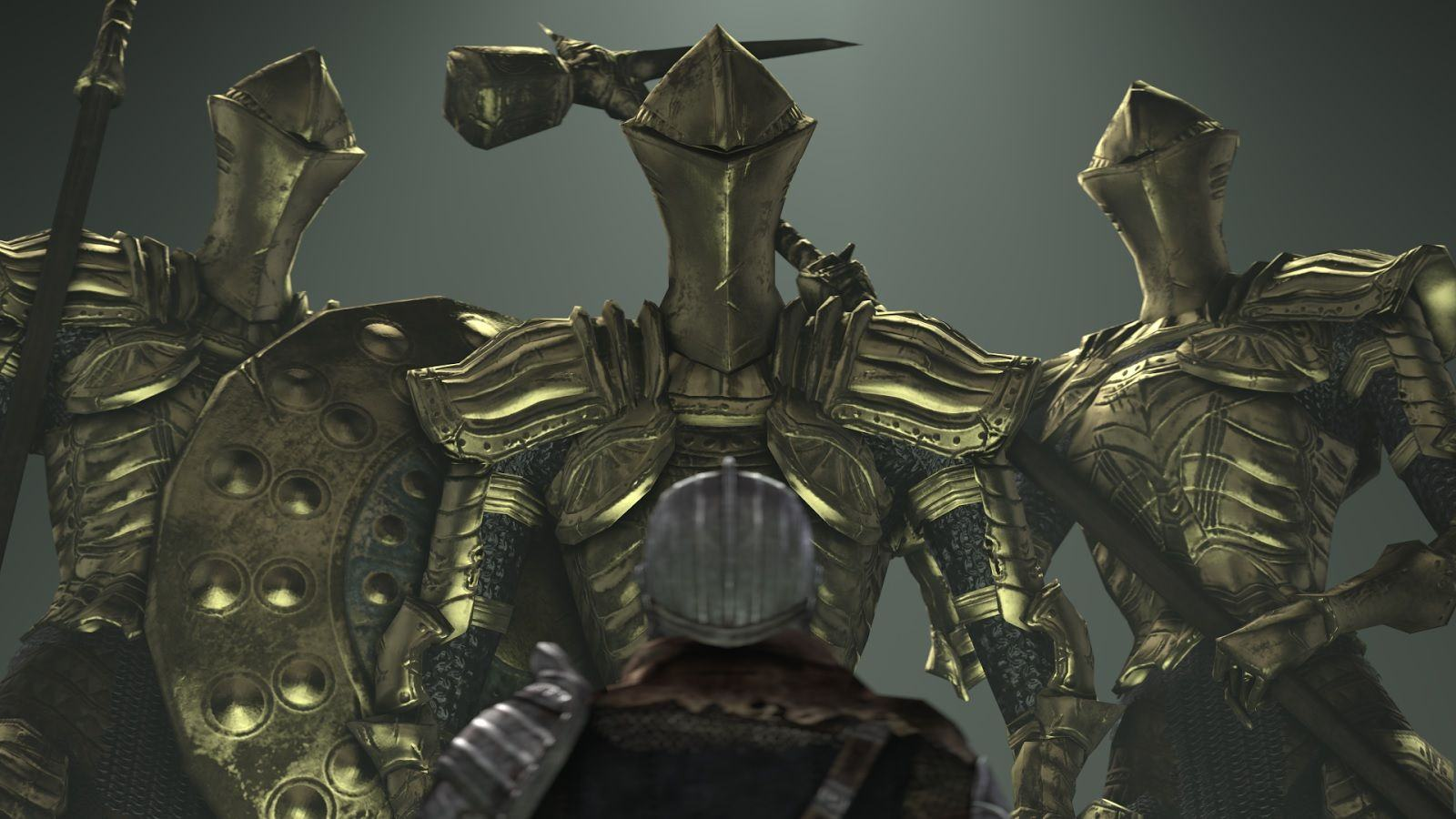 Sentinelle della Rovina in Dark Souls 2
