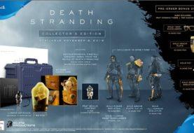 Death Stranding: ecco i contenuti della Limited