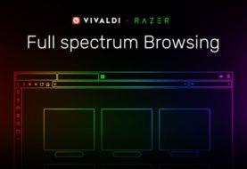 Vivaldi browser compatibile con Razer Chroma