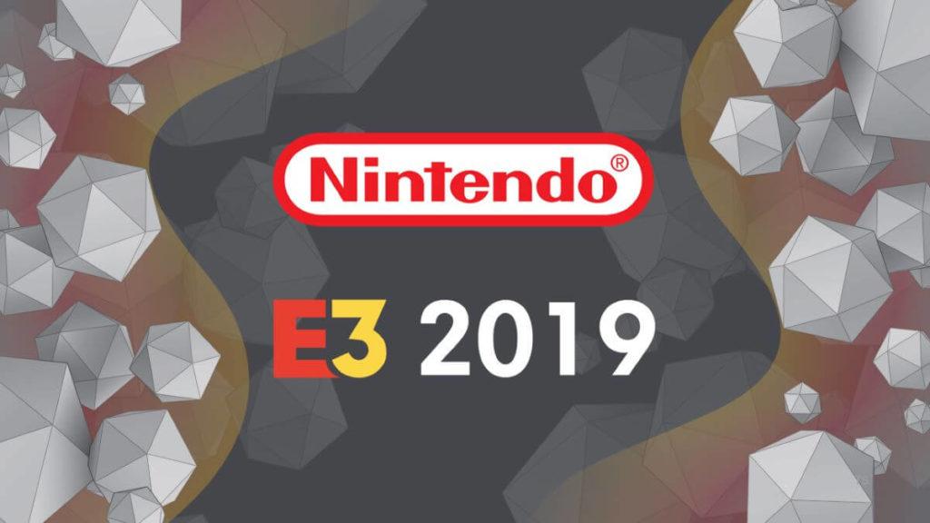 Nintendo E3 2019 Line Up Nintendo