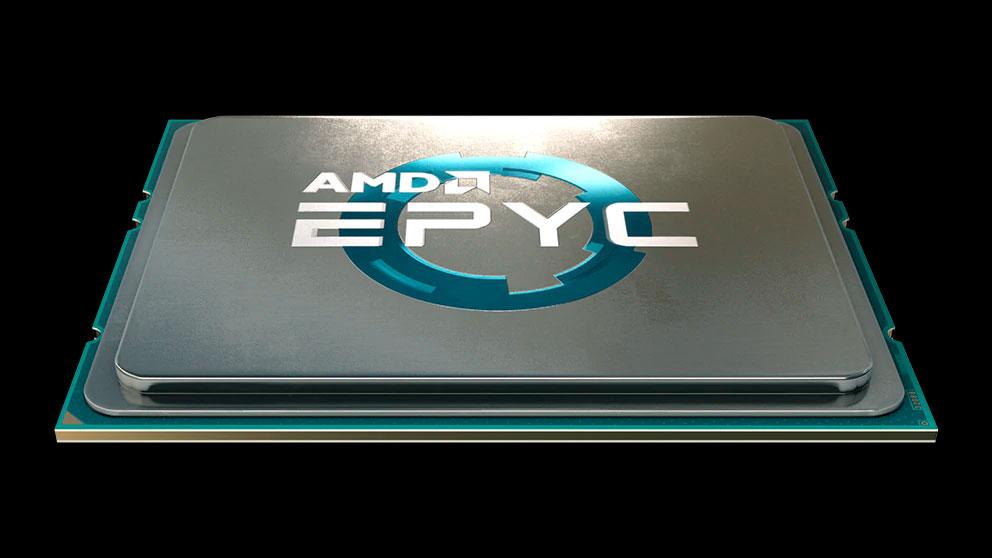 AMD EPYC overclock