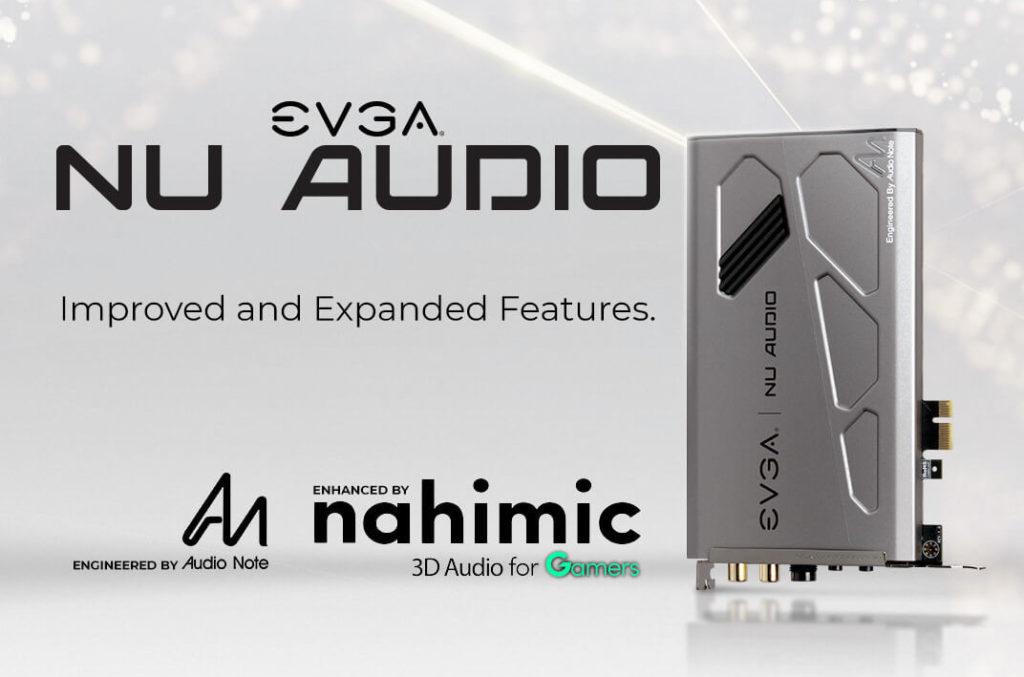 evga releases free Nahimic audio software