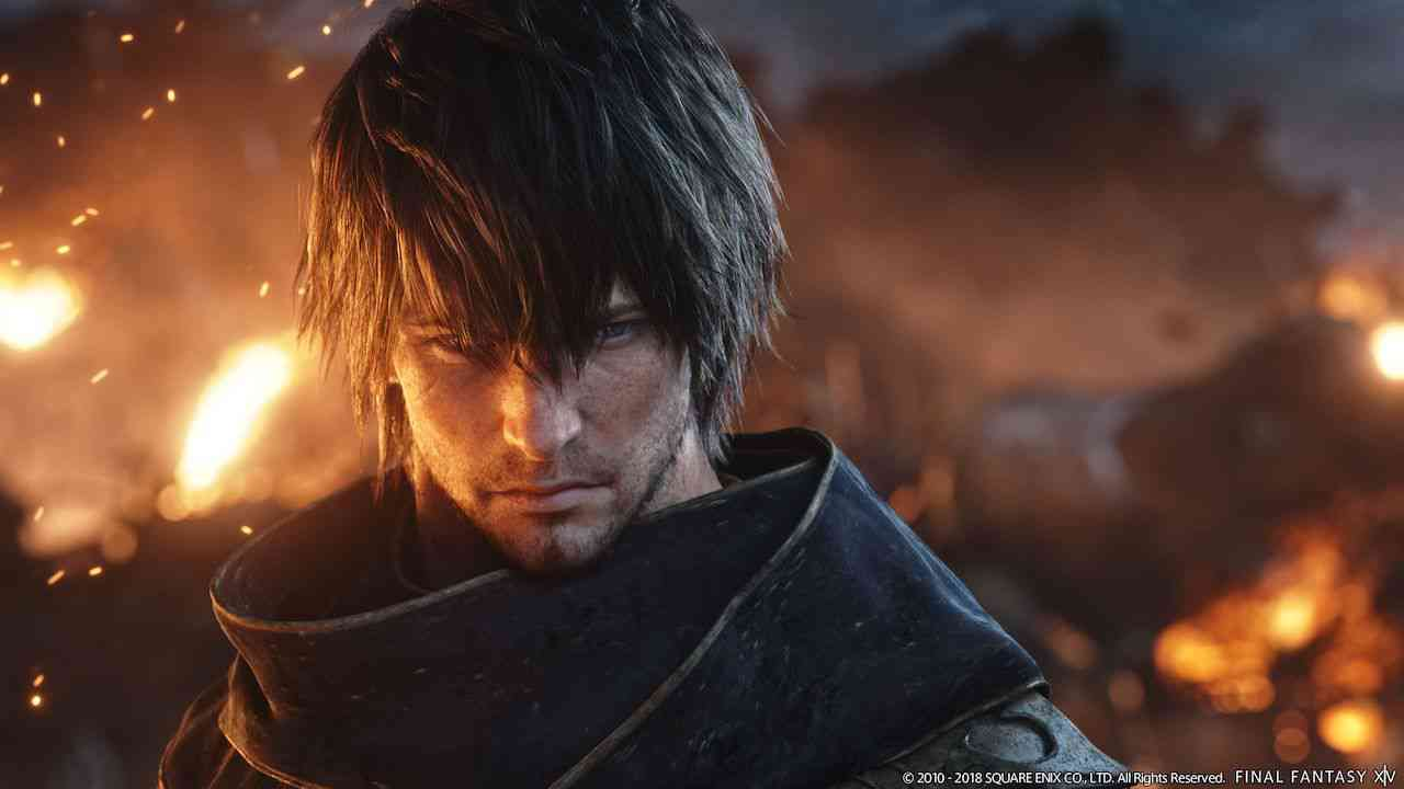 Square Enix lineup TGS 2020