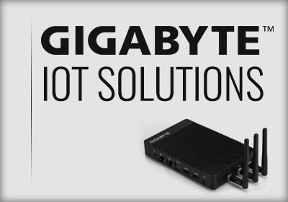 Gigabyte IoT Computex 2019