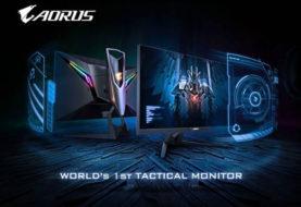 Monitor AORUS AD27QD vince Computex d&i Award