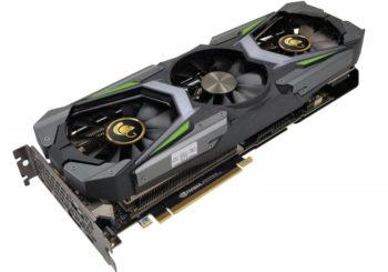 Manli presenta GeForce 2080 e 2080 RTX Gallardo