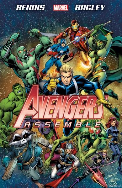 MUA3 avengers assemble