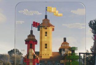 Microsoft annuncia ufficialmente Minecraft Earth