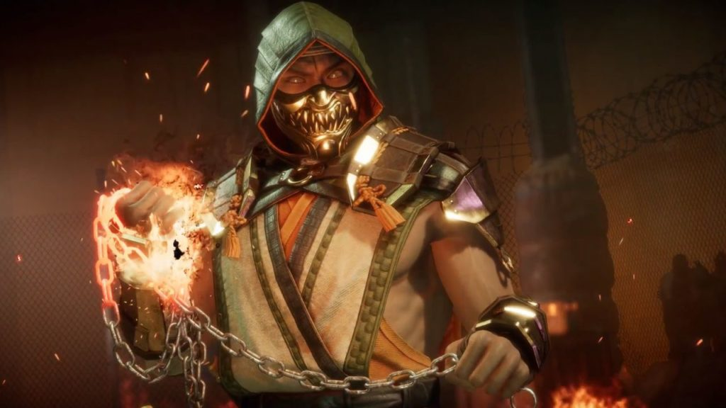 MK11 frame-rate PC