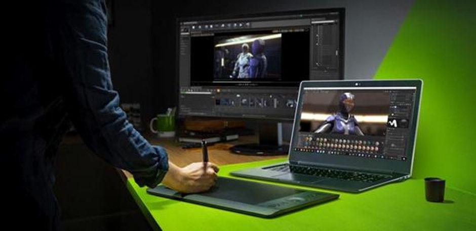 Nvidia Lanciato programma RTX Studio per creativi