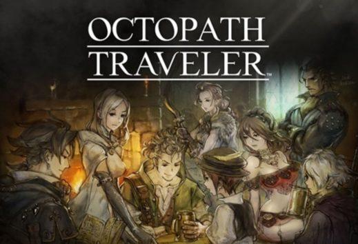 Octopath Traveler è preordinabile su Steam