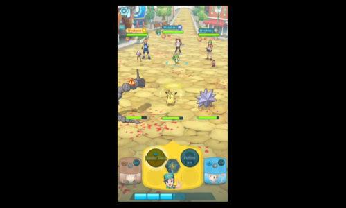 pokèmon master gameplay