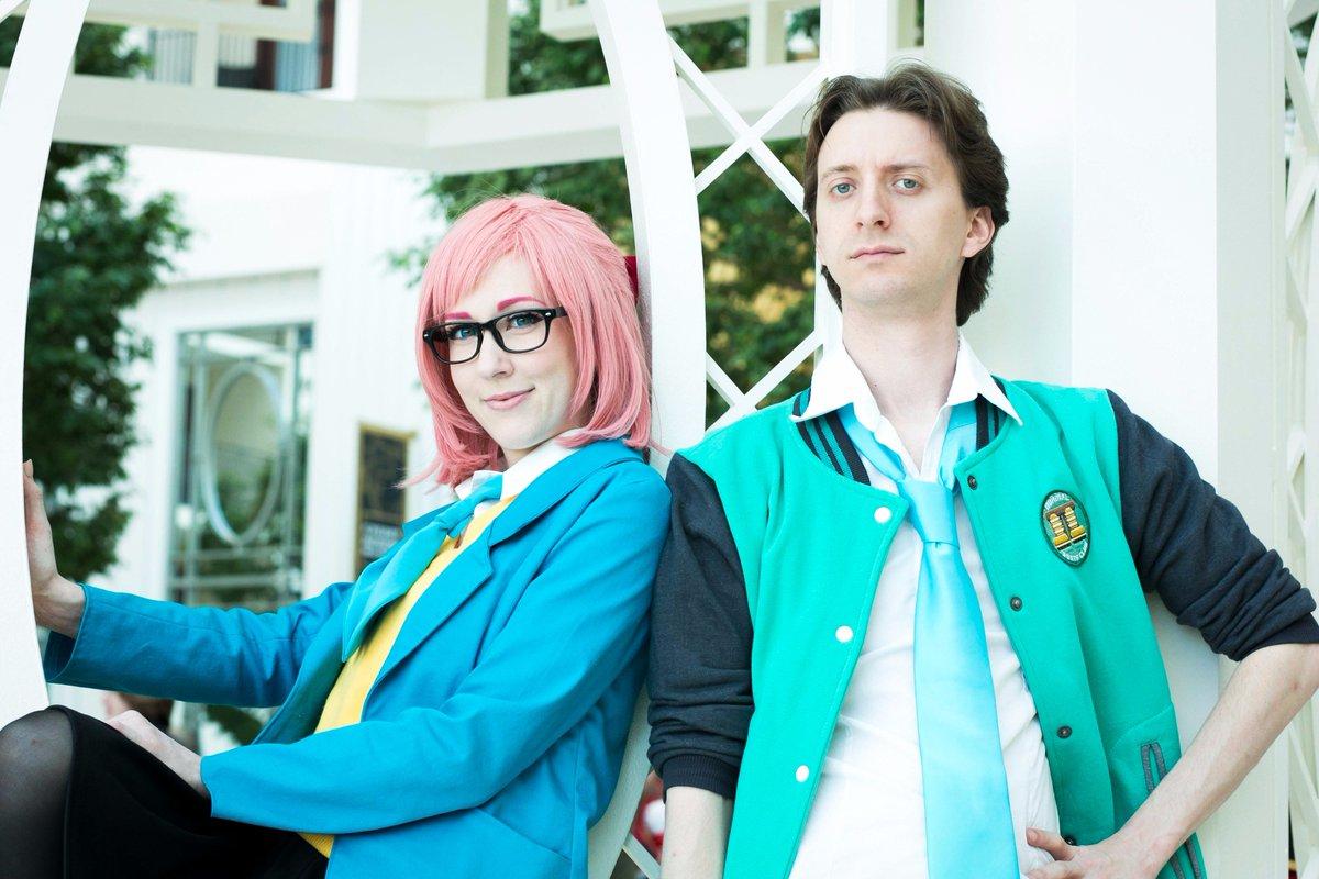 Lo youtuber ProJared e la moglie Heidi