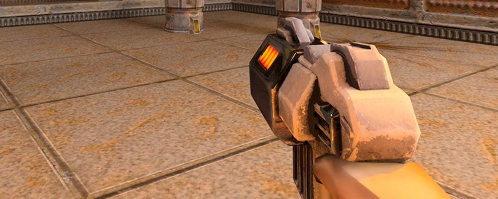 Nvidia releases quake II RTX