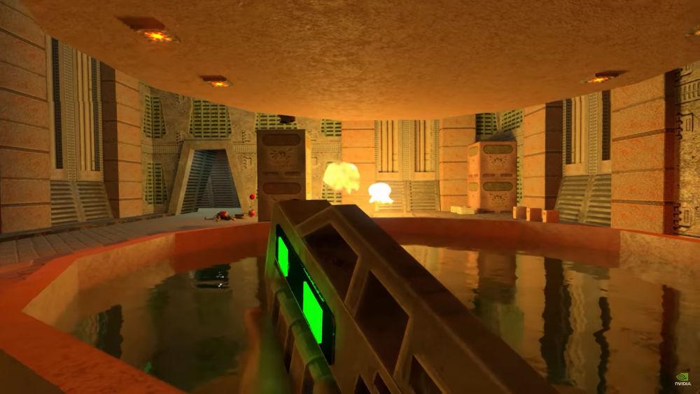 Quake II with RTX