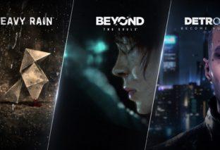 Quantic Dream: Aperte nuove pagine su Steam