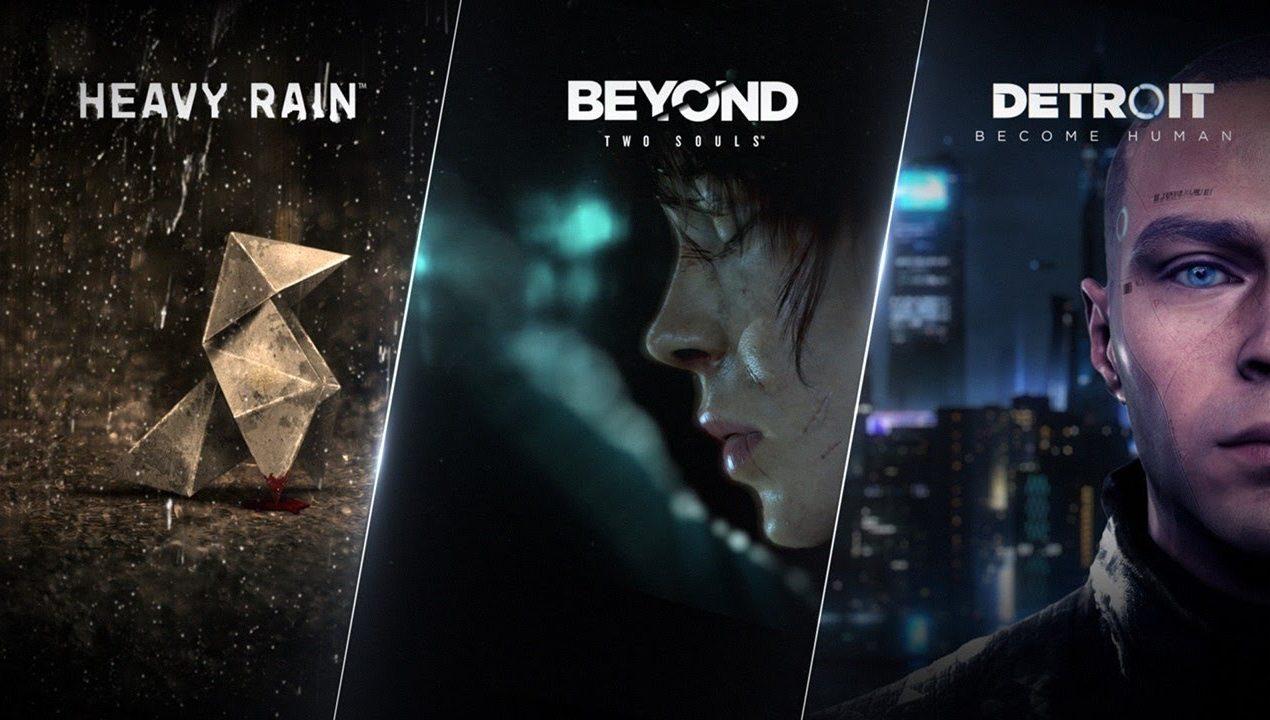 videogiochi Quantic Dream