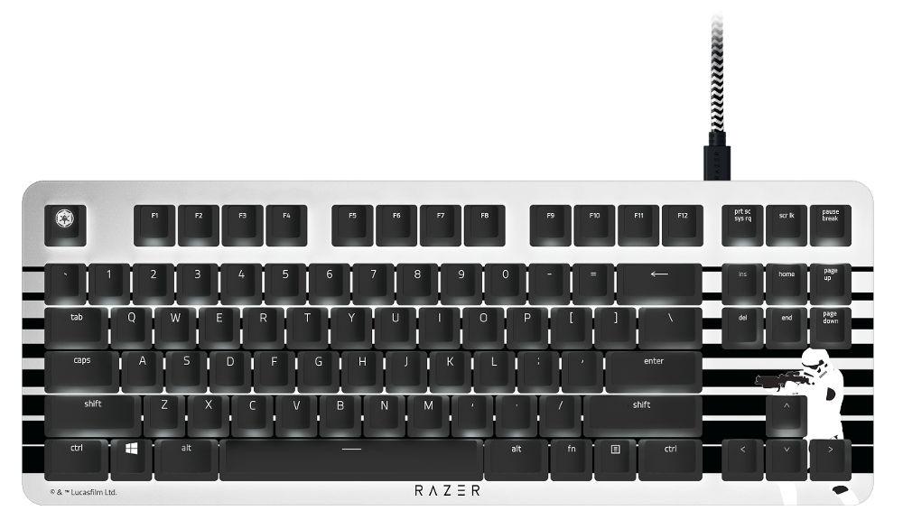 Razer Stormtroopers keyboard