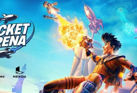 Rocket Arena - Anteprima Closed Beta