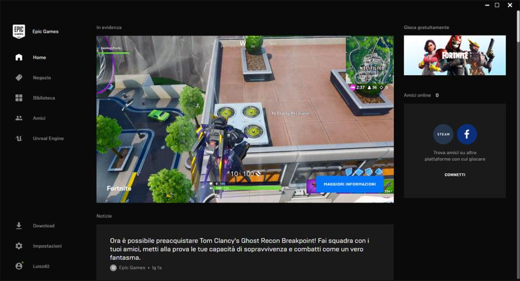 Steam vs Epic Games Store: Guerra di Esclusive
