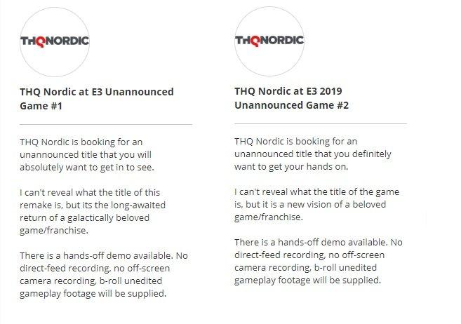 THQ Nordic E3