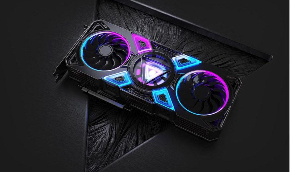 GPU Intel del futuro - Collezione grafica 2035