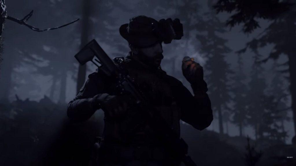 Modern Warfare cross-play