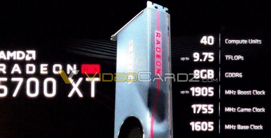 Nuova VGA Radeon RX 5700XT in arrivo