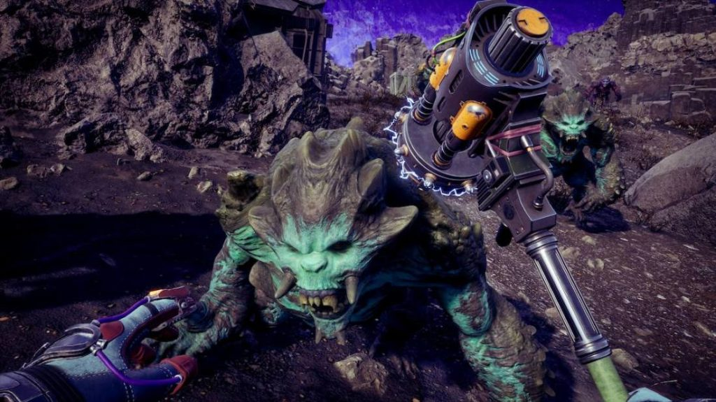 The outer Worlds anteprima