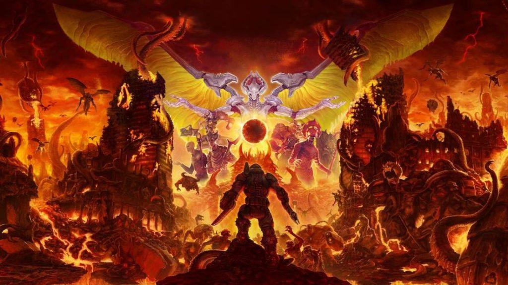 Doom Eternal prova