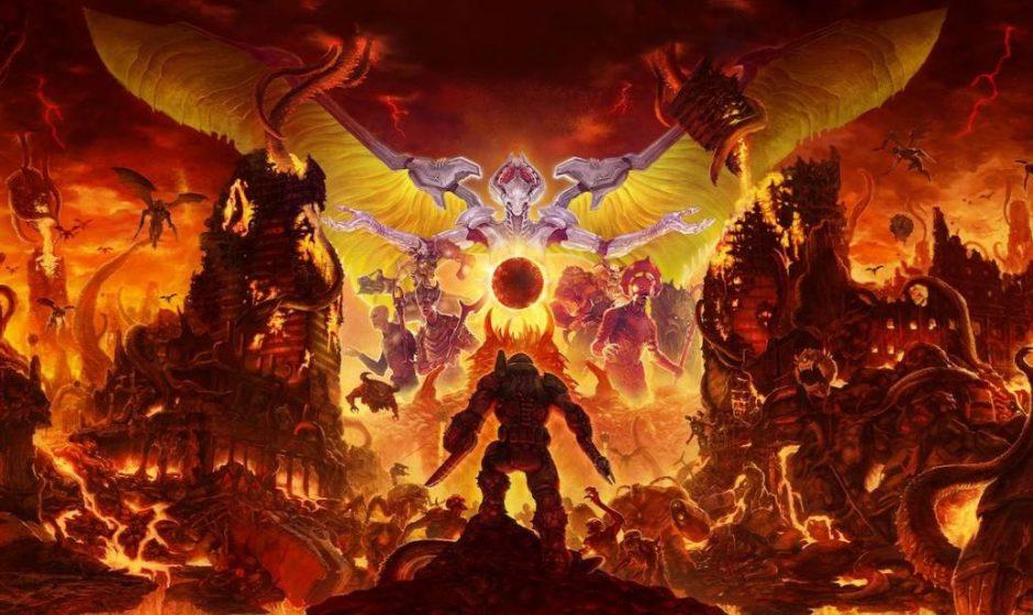 DOOM Eternal sarà giocabile alla Games Week