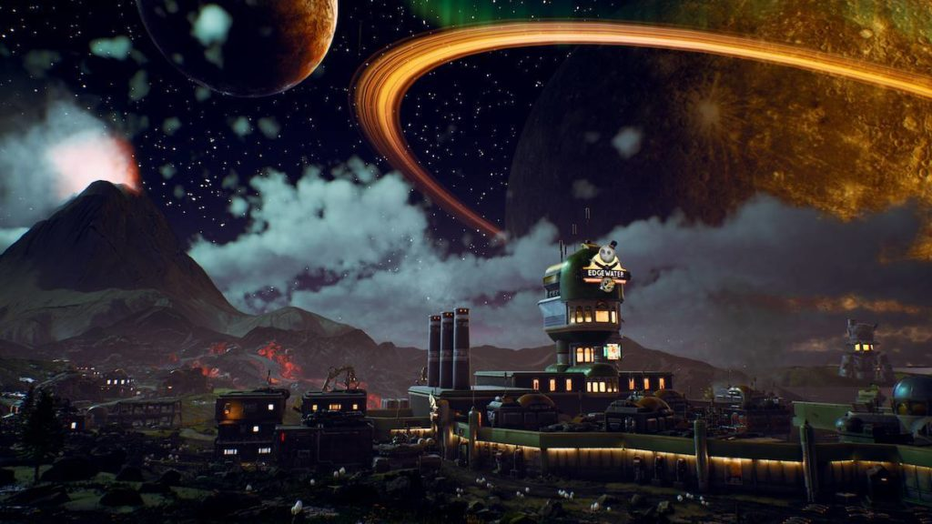 The outer Worlds anteprimaThe outer Worlds anteprima