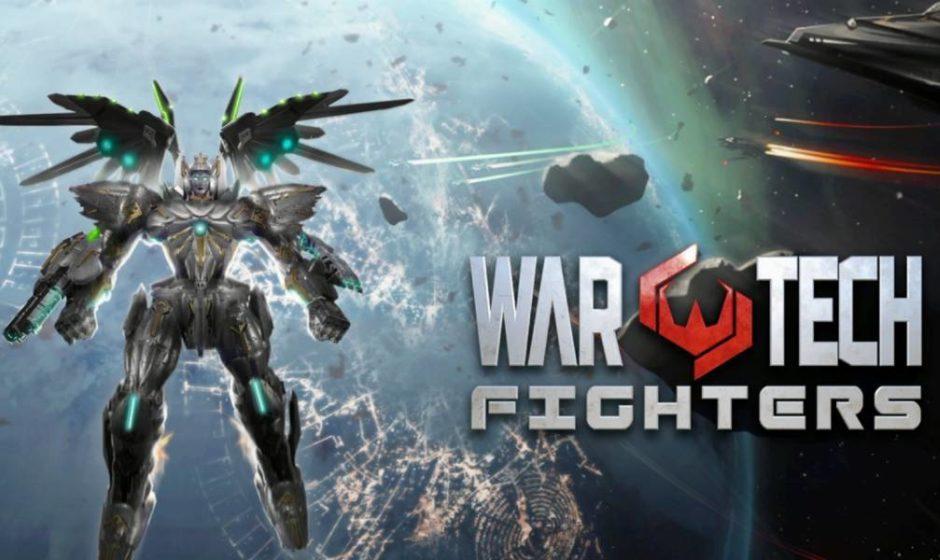 War Tech Fighters - Recensione
