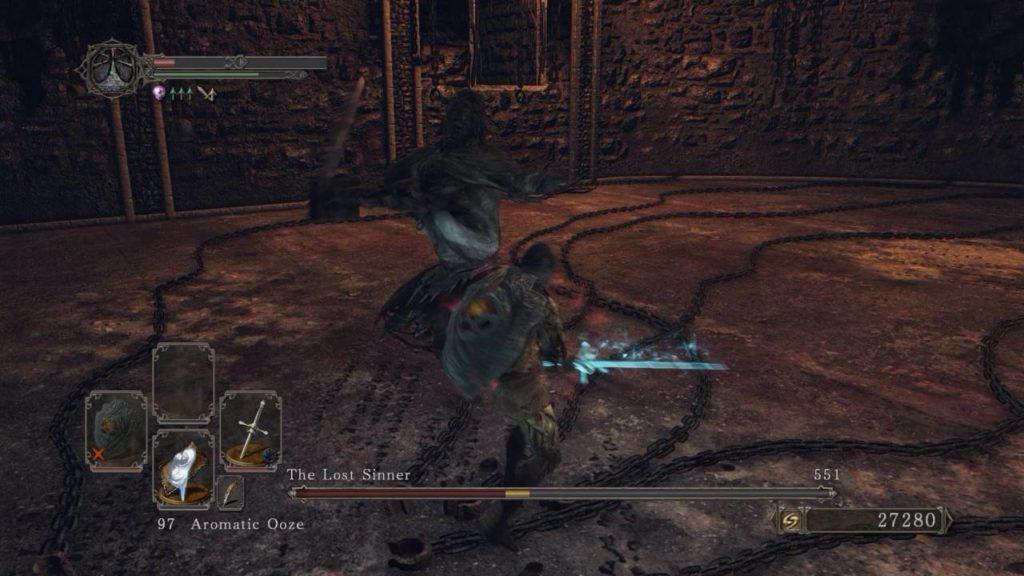 Dark Souls II Peccatrice