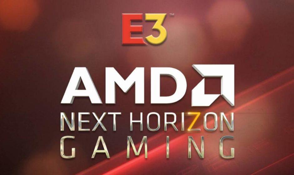 E3 2019 - AMD Next Horizon Gaming