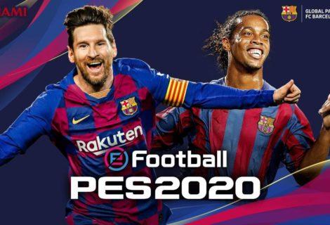 E3 2019: eFootball PES 2020 - Anteprima