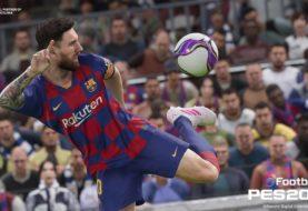 eFootball PES 2020: svelata la copertina