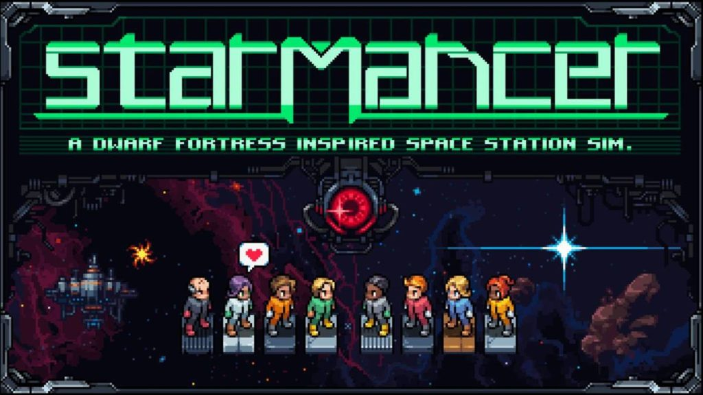 starmancer trailer e3 pc gaming show