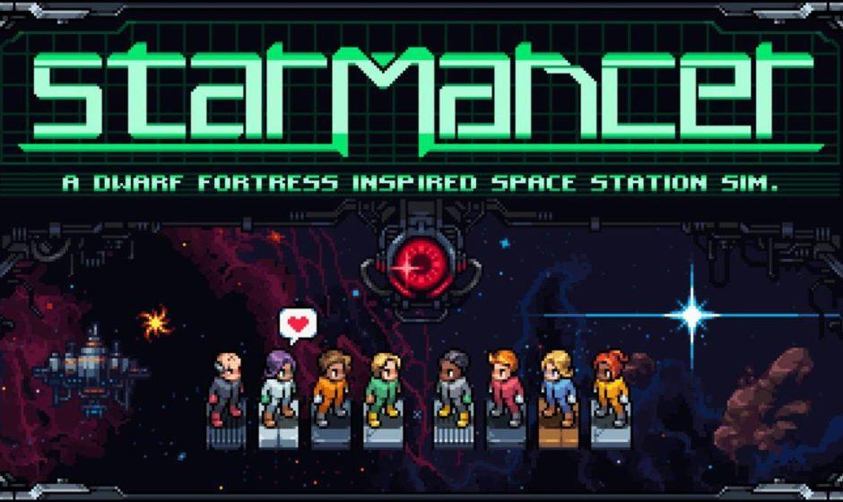 StarMancer: nuovo trailer al PC Gaming Show
