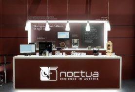 Noctua: mostra prototipi next-gen e dissipatori d'aria