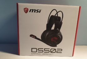 MSI DS502 Gaming Headset - Recensione