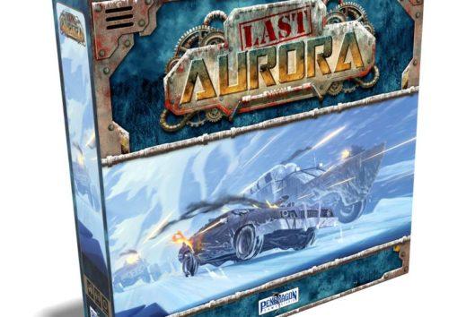 Last Aurora: comincia la campagna Kickstarter