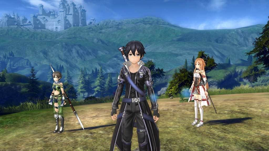 Swort Art Online: Hollow Realization Switch Deluxe Edition