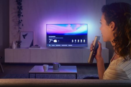 """Philips TV lancia """"The One"""""""