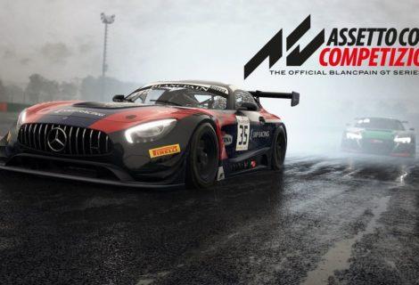 Assetto Corsa Competizione e l'arrivo su console